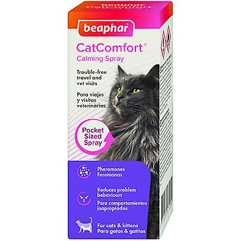 Beaphar Spray con feromonas de Viajes para Gatos (Cats , Training Aids , Anti-Stress)