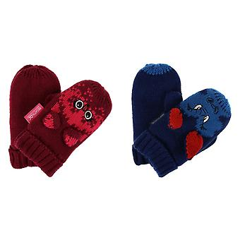 Régate Great Outdoors Childrens/Kids Animally III Mittens