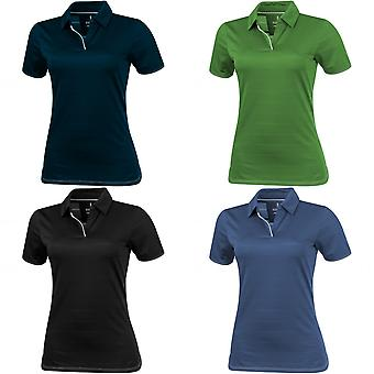 Elevate Womens/Ladies Prescott Short Sleeve Polo