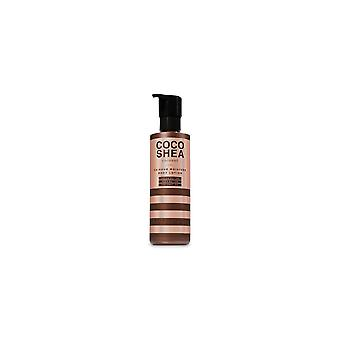 (2 Pack) Bath & Body Works Coco Shea Coconut Body Lotion 7.8 oz / 230 ml