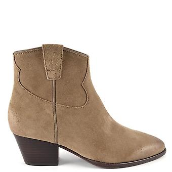 Ash HOUSTON Boots Brushed Wilde Suede