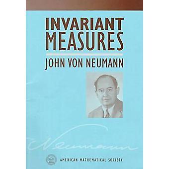 Invariant Measures - 9780821809129 Book