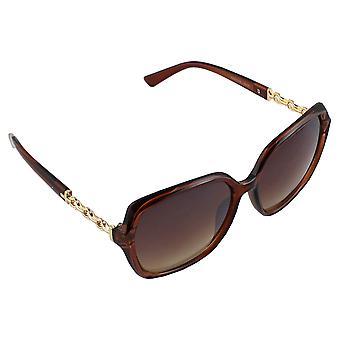 Solbriller UV 400 Square Brown 2825_32825_3