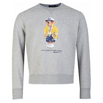Polo Ralph Lauren Bär Sweatshirt
