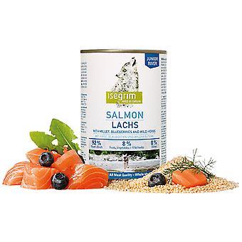 Isegrim Junior Lata Mijo Salmon, Wild Berries And Herbs (Dogs , Dog Food , Wet Food)