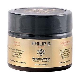 Elvyttävä shampoo venäläinen Amber Philip B (355 ml)