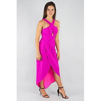 מחנטו שמלה גבוהה ונמוכה