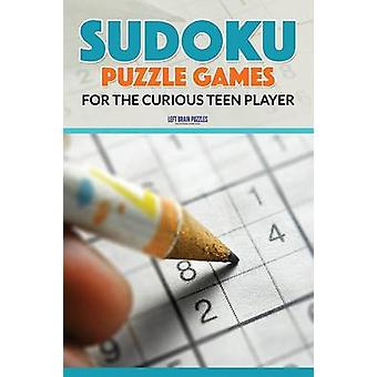Sudoku Puzzle Games for the Curious Teen Player by Left Brain Puzzles