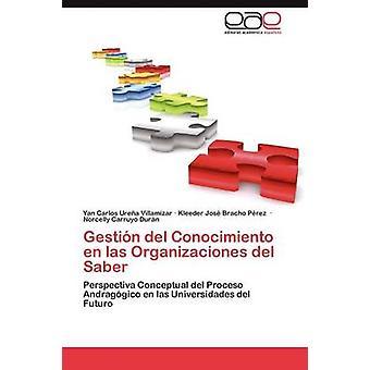Gestion del Conocimiento En Las Organizaciones del Saber by Ure a. Villamizar & Yan Carlos