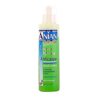 Anti-Dandruff begreb Anian