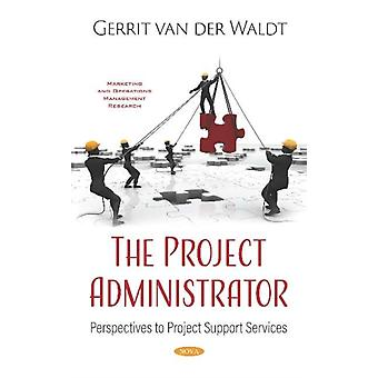 De projectbeheerder Perspectives to Project Support Services door Gerrit Van Der Waldt