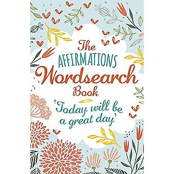 The Affirmations Wordsearch Book by Eric Saunders - 9781788885287 Book