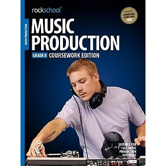 Rockschool Music Production 8 Coursework