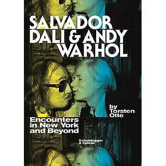 Salvador Dali and Andy Warhol by Otte & Torsten