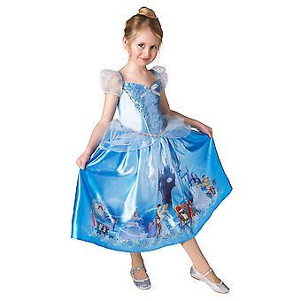 Girls Cinderella Costume - Disney