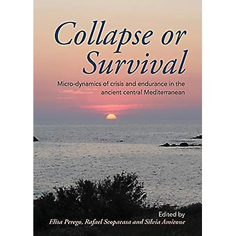 Collapse or Survival - Micro-dynamics of crisis and endurance in the a