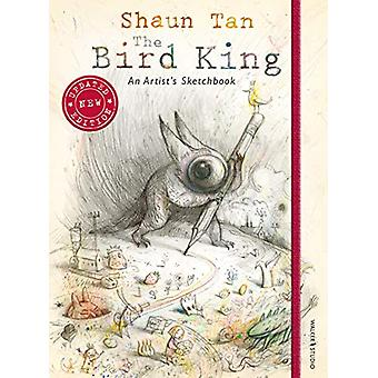 The Bird King - An Artist's Sketchbook by Shaun Tan - 9781406389241 Bo