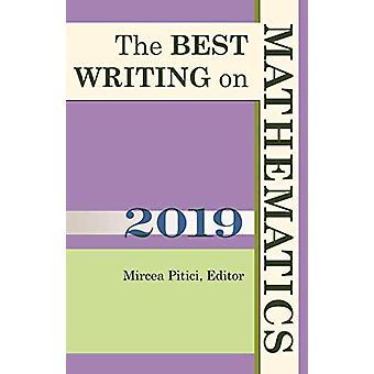 The Best Writing on Mathematics 2019 by Mircea Pitici - 9780691198675