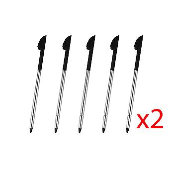 10 Metal Touch Pen Stylus for PDA Touch Screen HTC Touch2 T3333