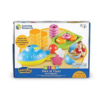 Learning Resources STEM-Sink Or Float Activity Set