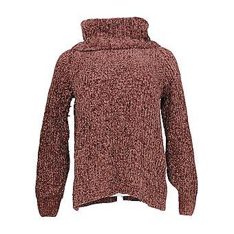 Anybody Women's Sweater Long Sleeve w/ Cowl Neckline A372138