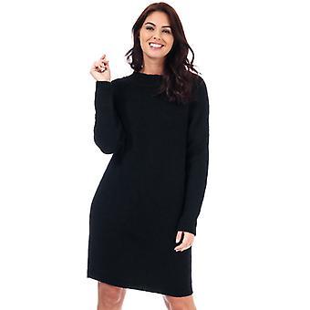 Women's Only Jade Jumper Dress in Black