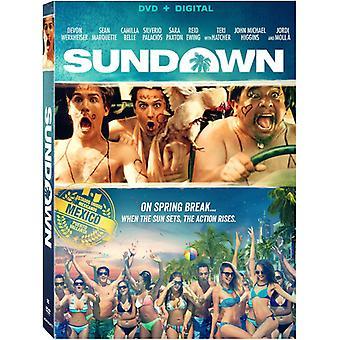 Importación de Estados Unidos Sundown [DVD]