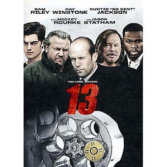 13 [DVD] USA import