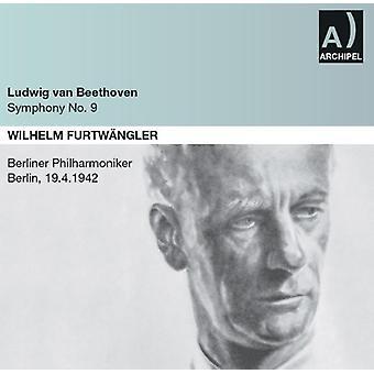 L. v. ベートーヴェン - ニ短調 [CD] USA 輸入で Sym 9