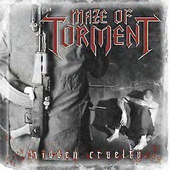 Maze of Torment - Hidden Cruelty [CD] USA import