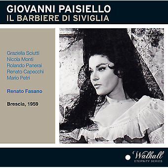 Paisiello / Giovanni - Il Barbiere Di Siviglia [CD] USA import