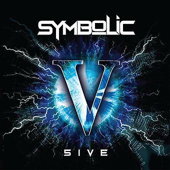 Symbolic - 5Ive [CD] USA import