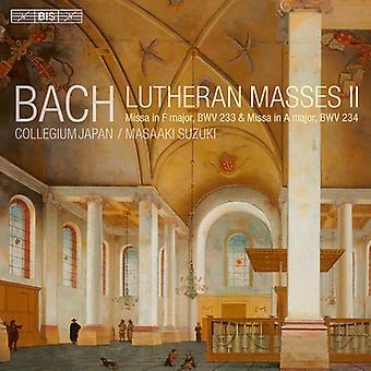 Masaaki Suzuki - Lutheran Masses Volume 2 [SACD] USA import