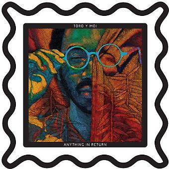 Toro Y Moi - Anything in Return [CD] USA import