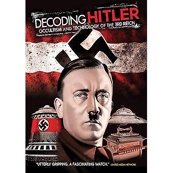 Decoding Hitler: Occultism & Technology of the 3rd [DVD] USA import
