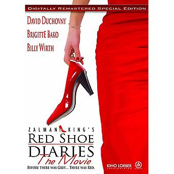 Red Shoe Diaries: Movie [DVD] USA import