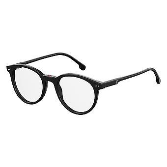 Carrera 2008T 807 Black Glasses