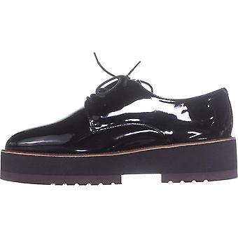 kensie Womens Brayan Almond Toe Oxfords