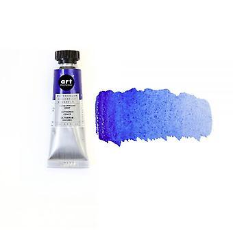 Art Philosophy Watercolor Tube Ultramarine Deep