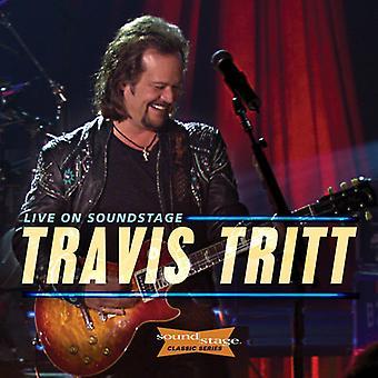 Travis Tritt - Live on Soundstage [CD] USA import