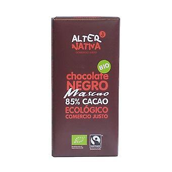 Suklaa 85% Kaakao Mascao Bio 80 g