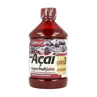 Concentrated Açai Juice 500 ml