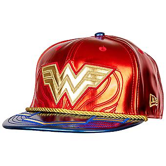 Wonder Woman 1984 Tegn Armor 59Fifty Monteret New Era Hat