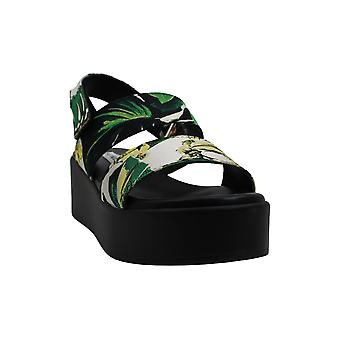 Steve Madden Women's Shoes Rachel Open Toe Casual Platform Sandals