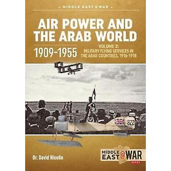 Air Power and the Arab World 19091955 by Nicolle & David