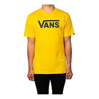 Vans Classic T-shirt (lemon Chrome)