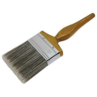 Faithfull Superflow Synthetic Paint Brush 75mm (3in) FAIPBSY3