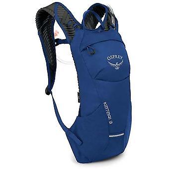Osprey Katari 3 Paquete de Hidratación O/S - Azul Cobalto