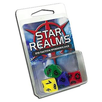Star Realms 16mm dice