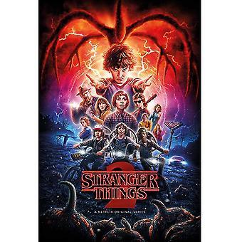 Stranger Things - One-Sheet Season 2 Maxi Poster